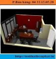 Thiết kế văn phòng TVTK03