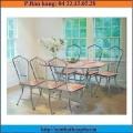 Bộ bàn phòng ăn G17-BE814