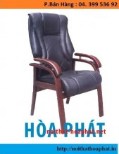 Ghế họp da cao cấp GH06