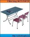 Bàn ghế mẫu giáo BMG101B-GMG101B