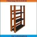 Giá sách gỗ SVGS3