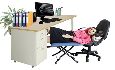 Ghế ngủ trưa tại văn phòng 1